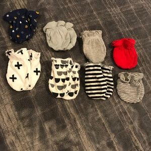 Other - Baby mittens
